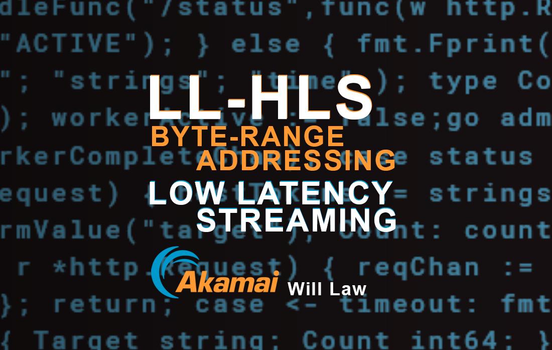 Streaming mit niedriger Latenz – LL-HLS mit Byte-Range-Adressierung