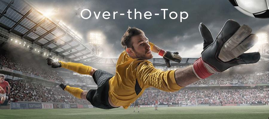 OTT: Over-the-Top-Streaming als Standard der Fernsehübertragung