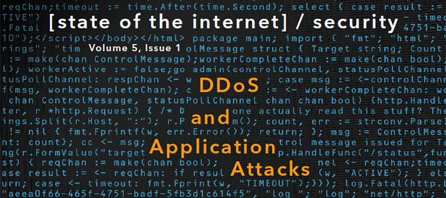 State of the Internet Report / Cloud Security: Vermeintlicher DDoS-Angriff