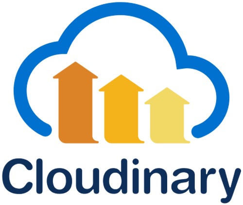 Logo: Cloudinary