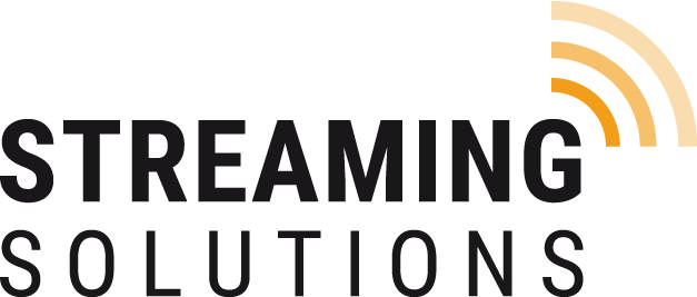 Logo: streaming-solutions.ch